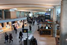 Noe vekst ved Oslo Lufthavn