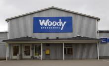 Woody Bygghandel öppnar i Tingsryd