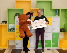 Herzenssache: Kunden der Firma Mietra spenden 30.000 Euro