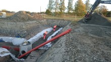 Veidekke bygger för en förbättrad trafiksäkerhet i Uppsala