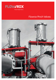 Flowrox Pinch Valves ENG