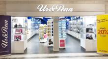 Ur&Penn öppnar butik i Kungsmässan