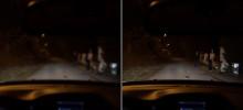 Risker i jultrafiken: 1,4 miljoner bilister upplever sämre syn i mörker och 540 000 bilar har felaktig belysning