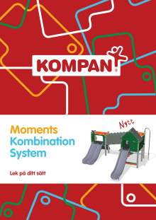 Se broschyr - MOMENTS Kombinations System