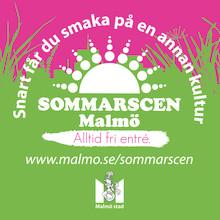 Larsa & Sommarscen Malmö bjuder på Allsång III
