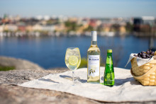 Nyhet: Flädertiser - trendiga drinken som utmanar Aperol Spritz på uteserveringarna i sommar