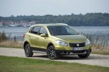 Suzuki S-Cross gør sig mere attraktiv med nyt modelprogram