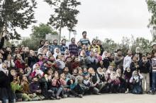 Clowner utan Gränser börjar arbeta i Syrien