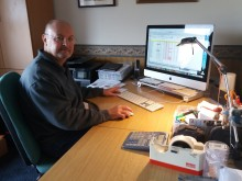 New lease of life for Northants businessman after fibre broadband reaches his home village