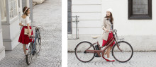 「PAS Mina」2017年モデルを発売 北欧テイストデザインのファッショナブルな電動アシスト自転車 新開発の液晶5ファンクションメーターと12.3Ah大容量バッテリーを搭載