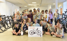 Sveriges yngsta cykeldesigner