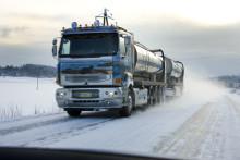 Sverige indfører lovkrav om vinterdæk på lastbiler