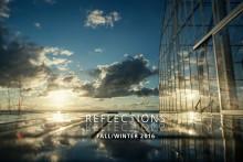Reflektioner syns i Skagas F/W 2016 kollektion