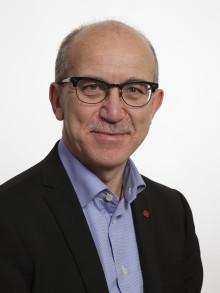 Forska!Sveriges utmärkelse till politiker 2016 går till Anders Henriksson