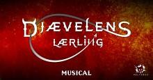 Kenneth Bøgh Andersens fantasy-roman DJÆVELENS LÆRLING får verdenspremiere som musical
