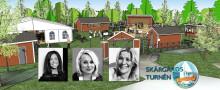 Skärgårdsturnén, premiär i Folkparken