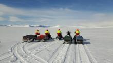 Nytt treårsavtal med Norra Lapplands Fjällräddarförening