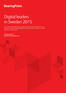 Digital Leaders in Sweden 2015