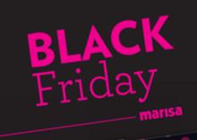 Marisa participa da Black Friday com descontos de até 60% e promoção leve 5, pague 3