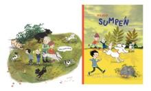 """Hundstallet följer upp barnbokssuccén med nya """"Bravo Sumpen"""""""
