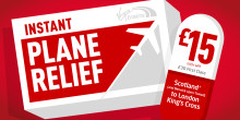 Virgin Trains targets flyers between London and Edinburgh with huge discounts