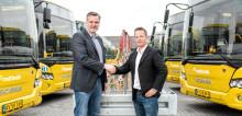 Silkeborg indsætter miljøvenlige gasbusser fra Scania