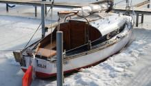 Så skyddar du din båt i vinter