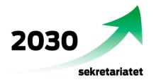 Blogg: Nu engagerar vi oss i 2030-sekretariatet