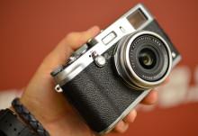 Fujifilm Finepix X100s - testad av CyberPhoto