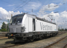 Statens Jernbanetilsyn i Norge ger tillåtelse för järnvägstrafik med Vectron AC