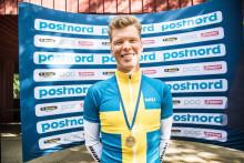 Kim Magnusson blir svensk mästare i linjelopp 2017