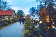 Julemarkeder, så englene synger, i Sverige
