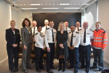 Lloyd's of London pledges support for Special Constable scheme