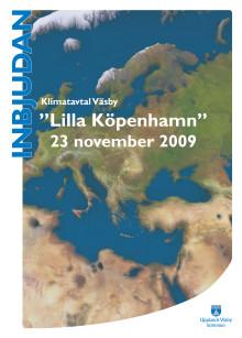 """Klimatavtal Väsby - """"Lilla Köpenhamn"""""""