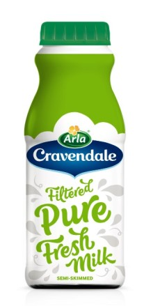 Arla Foods takes Cravendale to the soft drinks aisle with 250ml bottles