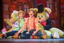 Urpremiär för  populär barnteater