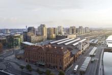 HSB Malmö bygger bostäder i Malmös  nya centrala stadsdel