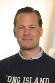 Daniel Stifors till SMC Pneumatics kontor i Lund