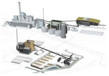 FVB är med och bidrar när nytt kraftvärmeblock tar form