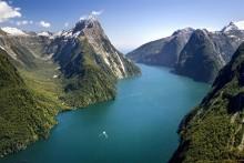 Nya Zeeland -  Paradiset på vår jord