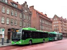 Malmö får 68 nya stadsbussar