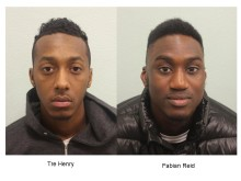 Two men sentenced for perverting course of justice in relation to Wandsworth murder