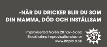 Stockholms Improvisationsteater: Improviserad Norén