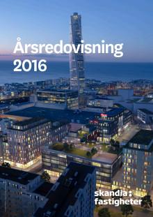 Skandia Fastigheter AB, Årsredovisning 2016