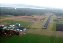 Air Service Göteborg AB etablerar sig på Lidköping Hovby Flygplats
