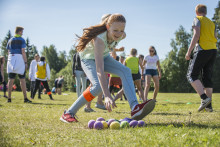 Kronprins Haakon og 400 elever deltar på lanseringen av TL Ungdom