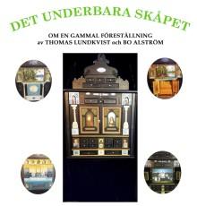 """Thomas Lundkvist öppnar """"Det underbara skåpet"""" igen på Vinterspår"""