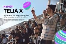 Telia X: Fri bruk på mobilen