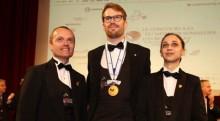 Winefinder sponsrar Arvid Rosengren mot VM i Argentina 2016