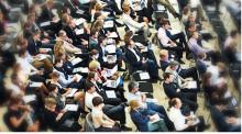 Ale kommuns utvecklingsarbete synliggörs på Europeisk konferens om innovation i Bologna.